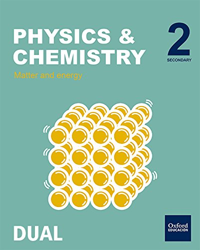 Inicia Dual Physics And Chemistry. Student's Book. Volume 1 - 2º ESO - 9780190508692