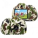 YunLone Macchina Fotografica Bambini 18MP Selfie Fotocamera Digitale 1080P HD Digitale Vid...