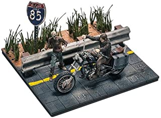 Star Images Walking Dead Construction Daryl with Chopper