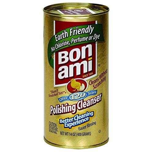 Bon Ami, Cleanser, 14 Ounce