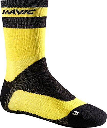 Calcetines Mavic amarillos