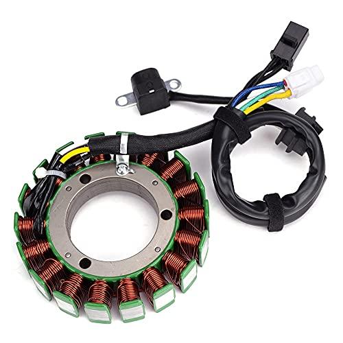 MNWYMCMFBobina del estator del generador,para Arctic Cat 400500 FIS 4X4 Transmisión Manual ATV TRV TBX 400cc 500cc 3430-058