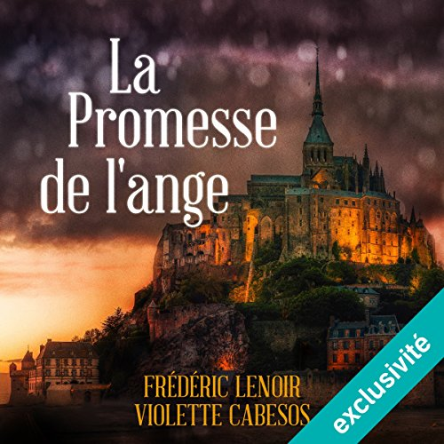 La Promesse de l'ange audiobook cover art