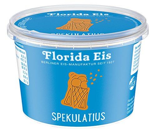 "Eiscreme ""Florida Eis"" Spekulatius - Familienpackung - 500ml"