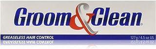 Groom & Clean Greaseless Hair Control 4.50 oz (Pack of 2)
