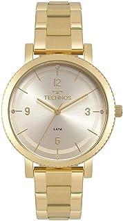 Relógio Technos Feminino Dress Dourado 2035MPR4X