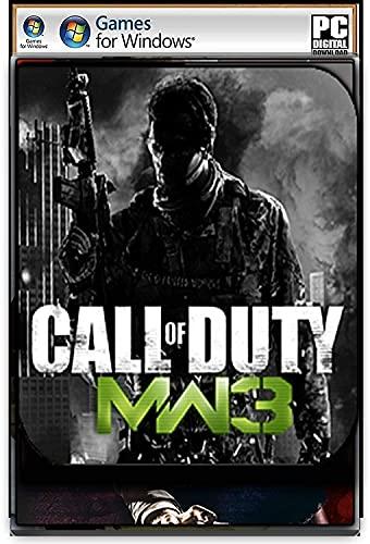 C-O-D- MW 3 Full PC Game Digital Download (No DVD/CD/No Online Multiplayer Mode/NO REDEEM* CODE) PC.
