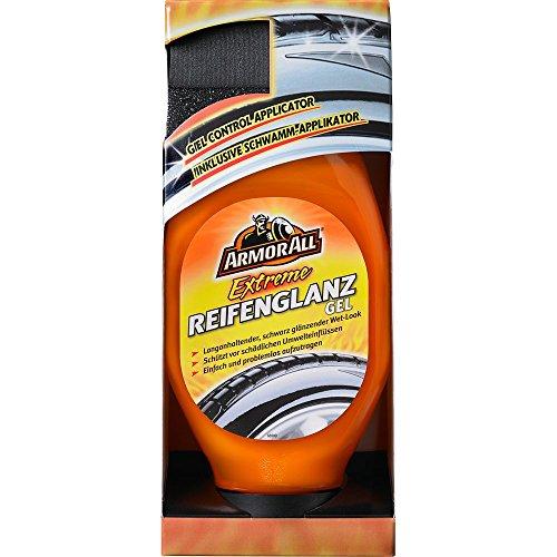 ARMOR ALL Extrem-Reifenglanz-Gel 530 ml GAA48530GE inkl. Schwamm-Applikator