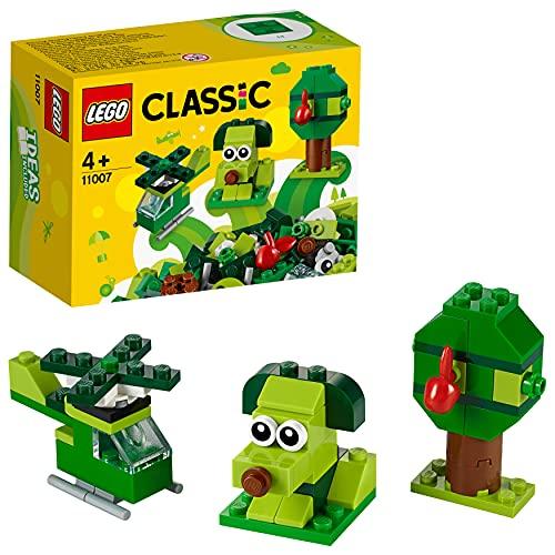 LEGO11007ClassicLadrillosCreativos,JuegodeConstrucciónparaNiñosyNiñas+4años