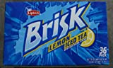 Brisk Lemon Iced Tea With other Natural Flavors (36 pack - 12 oz each)