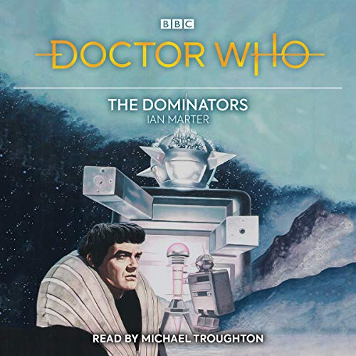 Doctor Who: The Dominators audiobook cover art
