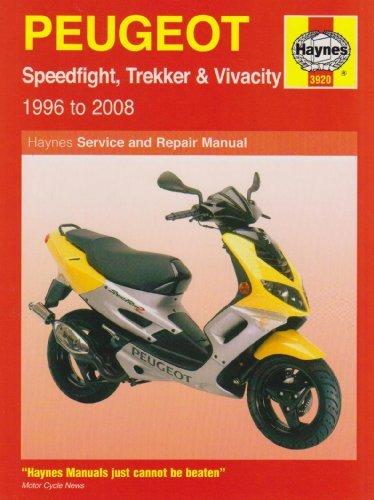 Peugot Speed Flight Scooters, '96-'08 (Haynes Powersport) by Haynes Publishing(2018-05-01)
