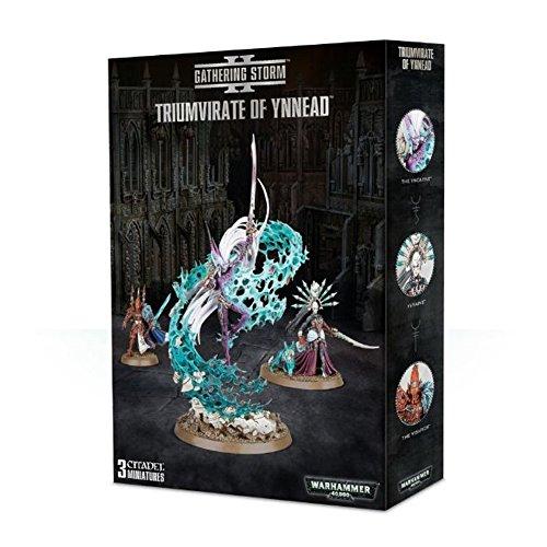 Games Workshop Warhammer 40k - Triumvirate of Ynnead