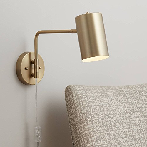 1 Downlight Wall Sconce - 7