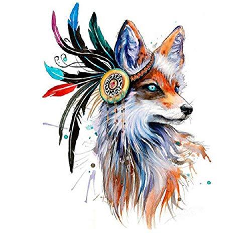 - Der Fuchs Kostüm Diy
