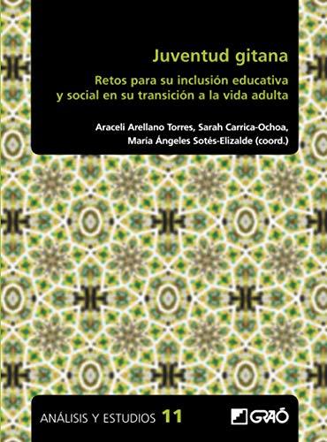 Juventud gitana: Retos para su inclusión educativa y social en su transición a la vida adulta: E01 (Análisis y Estudios / Ediciones universitarias)