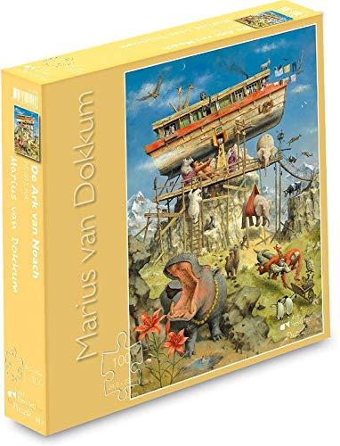 De Ark van Noach Puzzel 100 stukjes