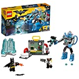 LEGO Batman Movie - L'attaque glacée de Mister Freeze - 70901 - Jeu de Construction