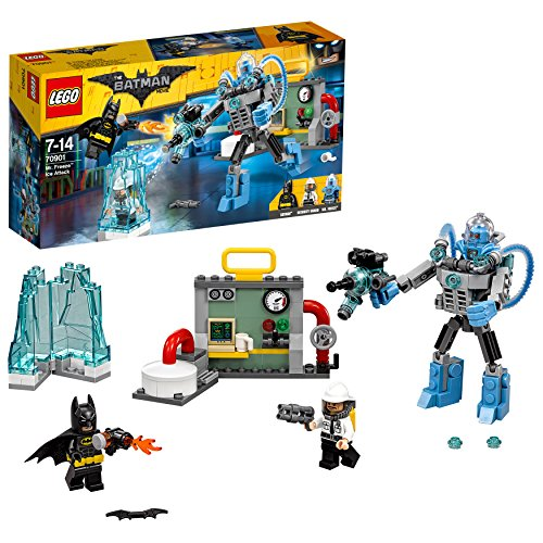 LEGO The Batman Movie 70901 - Mr. Freeze Eisattacke, Spielzeug