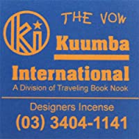 KUUMBA/クンバ『incense』(THE VOW) (Regular size)