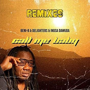 Call Me Baby (Remixes)