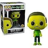 Funko Rick y Morty - Tóxico Morty Pop! Vinilo...