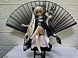 Guoyulin Fate no Sora Kimono Hermosa niña Figura de acción Anime Juguete Tienda muñeca Ornamentos co...