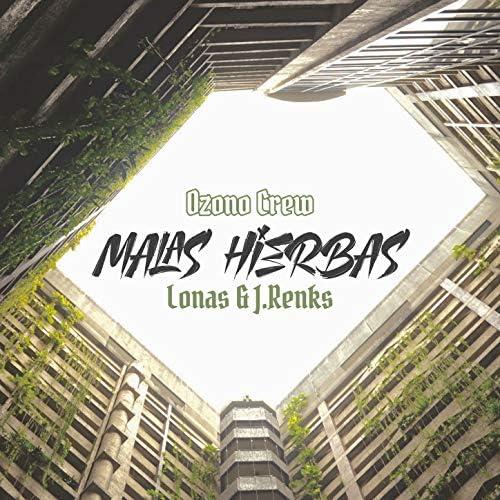 Ozono Crew, Lonas & J. Renks feat. Amsy