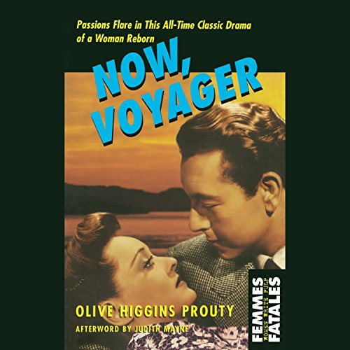 Now, Voyager audiobook cover art