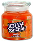 Jolly Rancher by Hanna's Candle 14.75-Ounce Orange Jar Candle