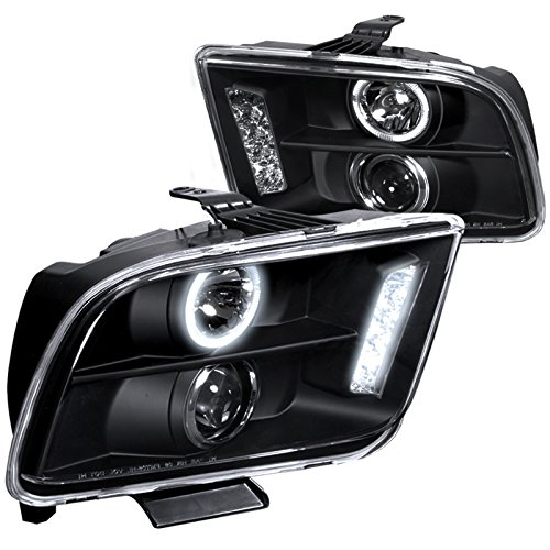 06 mustang headlight assembly - 5