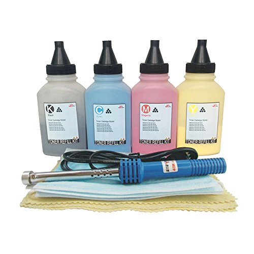 Misee Toner Refill Kit Compatible for HP 414A W2020A W2021A W2022A...