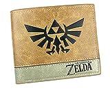 Set de juguetes Zelda 2021 New Limited Polyester Unisex The Zelda Link Short Students Una cantidad de billetera es con trato preferencial