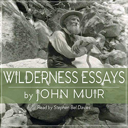 Wilderness Essays cover art