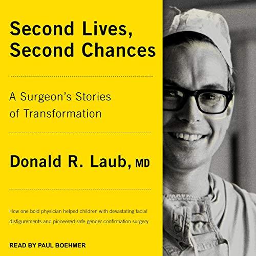 Second Lives, Second Chances audiobook cover art