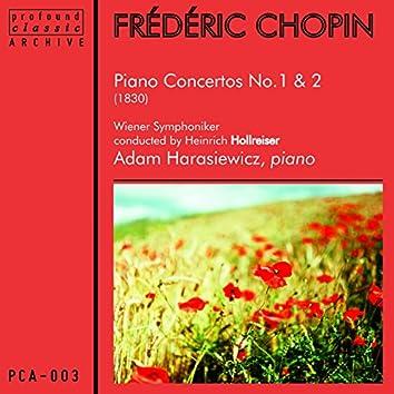 Frédéric Chopin: Piano Concertos No. 1 & No. 2
