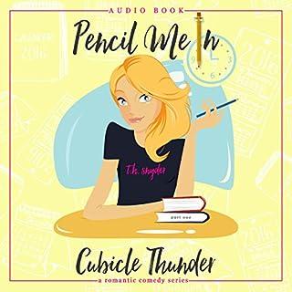 Pencil Me In audiobook cover art