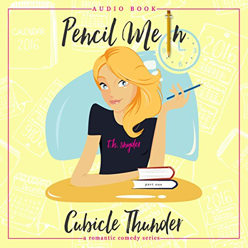 Pencil Me In audiobook cover art