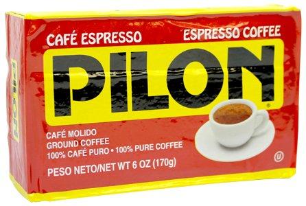 Cafe Pilon 3 PACK Cuban Espresso Ground Coffee 3 x 6 oz by Pilon