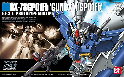 HGUC 1/144 RX-78GP01Fb ガンダムGP01Fb フルバーニアン (機動戦士ガンダム0083 STARDUST MEMORY)