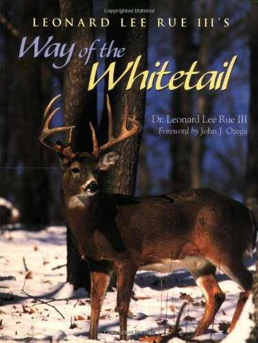 Leonard Lee Rue III's Way of the Whitetail PDF Books