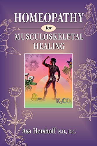 Compare Textbook Prices for Homeopathy for Musculoskeletal Healing 1 Edition ISBN 9781556432378 by Hershoff, Asa