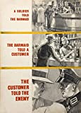 Vintage British WW2 1939-45 Propaganda A Soldat TOLD der