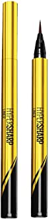 メイベリン アイライナー ハイパーシャープ ライナー R BK-1 漆黒ブラック リキッド ウォータープルーフ