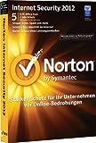 Norton Internet Security 2012 - 5 PCs -