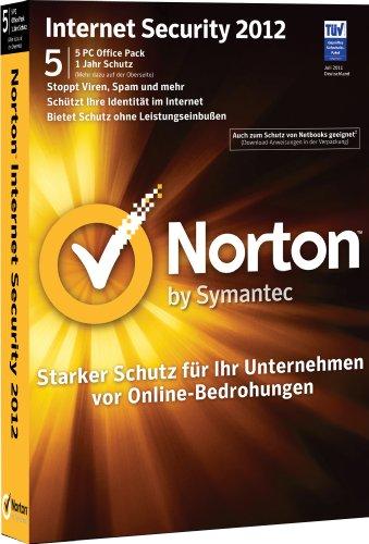 Norton Internet Security 2012 - 5 User