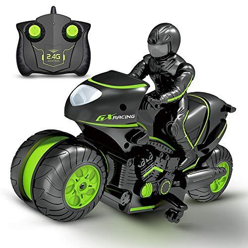 SLONG Los Niños De La Motocicleta Eléctrica A Distancia De 2,4 GHz...