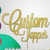 Decoración personalizada para cualquier detalle personalizado para cualquier ocasión, boda, aniversario, cumpleaños, decoración de tartas, decoración para fiestas