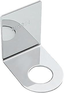 Aiqin 1PCS ボトルホルダー お風呂 シャンプーラック 浴室 バスルーム収 壁掛け シャンプーボトルフック 耐久性 L