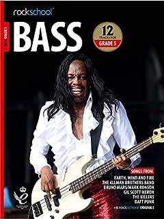 Best rockschool grade 5 bass Reviews